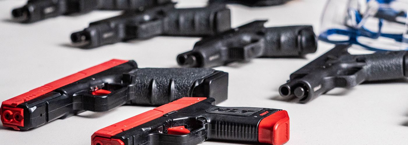 Three Phases of Defensive Firearms Training