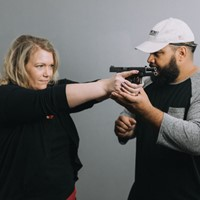 What should you consider when choosing a firearms instructor?