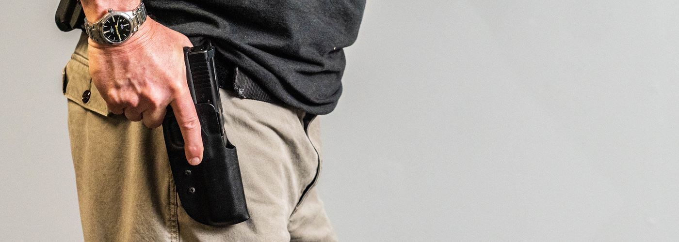 Am I Ready for a Concealed Carry Weapons License?