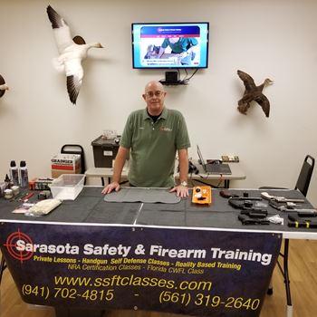 Sarasota Safety & Firearm Training, John Long, Sarasota ...