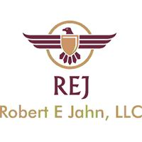 REJ Firearms Training Logo